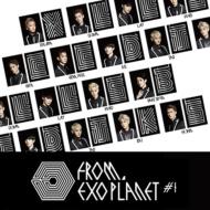 クッションカバー: SE HUN/FROM EXO PLANET #1 THE LOST PLANET IN SEOUL