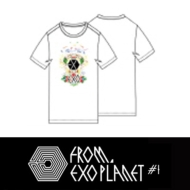 EXO Jubox T-shirts Mサイズ/FROM EXO PLANET #1 THE LOST PLANET IN SEOUL
