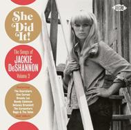 She Did It! The Songs Of Jackie Deshannon Vol 2