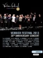 ヴェルビエ音楽祭2013〜20周年記念コンサート キーシン、カプソン兄弟、プレトニョフ、プレスラー、エベーヌ四重奏団、トリフォノフ、他