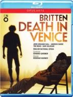 『ヴェニスに死す』全曲 D.ワーナー演出、ガードナー&イングリッシュ・ナショナル・オペラ、グラハム=ハール、A.ショア、他(2013 ステレオ)
