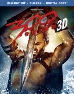 300 <スリーハンドレッド> 〜帝国の進撃〜 3D & 2D ブルーレイセット(2枚組/デジタルコピー付) 【初回限定生産】