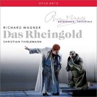 『ラインの黄金』全曲 ティーレマン&バイロイト(2008 ステレオ)(2CD)