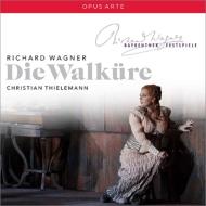 『ワルキューレ』全曲 ティーレマン&バイロイト(2008 ステレオ)(4CD)