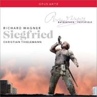 『ジークフリート』全曲 ティーレマン&バイロイト(2008 ステレオ)(4CD)
