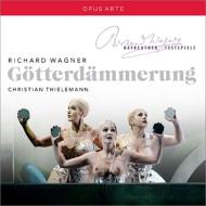『神々の黄昏』全曲 ティーレマン&バイロイト(2008 ステレオ)(4CD)