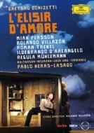 『愛の妙薬』全曲 ヴィラゾン演出・主演、エラス=カサド&B.ノイマン・アンサンブル、パーション、トレーケル、他(2012 ステレオ)