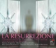 La Resurrezione: Vriend / Combattimento Consort Amsterdam N.argenta Kiehr Mijanovic