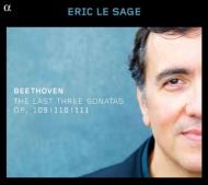 ベートーヴェン:最後の三つのソナタ エリック・ル・サージュ