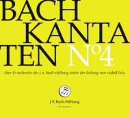 カンタータ集第4集〜第54、63、78番 ルドルフ・ルッツ&バッハ財団管弦楽団