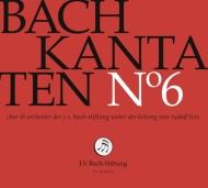 カンタータ集第6集〜第57、73、140番 ルドルフ・ルッツ&バッハ財団管弦楽団