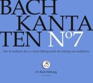 カンタータ集第7集〜第38、139、159番 ルドルフ・ルッツ&バッハ財団管弦楽団