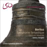 幻想交響曲、序曲『ウェイヴァリー』 ゲルギエフ&ロンドン交響楽団(+ブルーレイ・オーディオ)