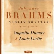 ヴァイオリン・ソナタ第1番、第2番、第3番、スケルツォ デュメイ、ロルティ
