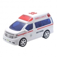 サウンド&フリクションシリーズ ミニサウンド エルグランド救急車
