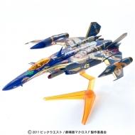 1/100 劇場版マクロスF 恋離飛翼 YF-29 シェリルマーキングVer.プラスチックキット