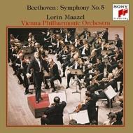ベートーヴェン:交響曲第5番『運命』、シューベルト:交響曲第8番『未完成』 ロリン・マゼール&ウィーン・フィル(1980年日本ライヴ)+『レオノーレ』序曲第3番
