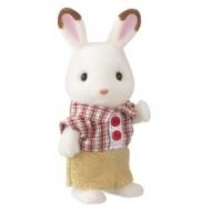 シルバニアファミリー ウ-63 ショコラウサギの男の子