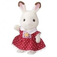 シルバニアファミリー ウ-64 ショコラウサギの女の子
