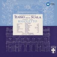 『リゴレット』全曲 セラフィン&スカラ座、ゴッビ、カラス、ディ・ステーファノ、他(1955 モノラル)(2SACD)