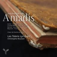 『アマディス』全曲 ルセ&レ・タラン・リリク、オヴィティ、ペリューシュ、他(2013 ステレオ)(3CD)