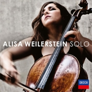アリサ・ワイラースタイン/ソロ〜コダーイ:無伴奏チェロ・ソナタ、カサド:無伴奏チェロ組曲、ほか