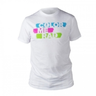 COLOR ME RAD Tシャツ【XS】