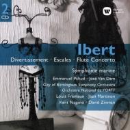 Orch.works: Fremaux / Martinon / Nagano / Zinman / Pahud(Fl)