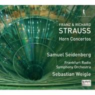 Horn Concerto, 1, 2, : S.seidenberg(Hr)Weigle / Frankfurt Rso