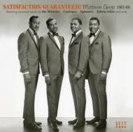 Satisfaction Guaranteed -Motown Guys