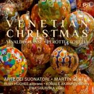 『ヴェネチアのクリスマス〜ヴィヴァルディ、ハッセ、ペロッティ、トレッリ』 アルテ・デイ・スオナトーリ