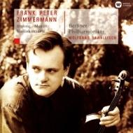 Violin Concerto: F.p.zimmermann(Vn)Sawallisch / Bpo +mozart: Concerto, 3,