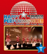 THE IDOLM@STER MILLION LIVE! 1stLIVE HAPPY☆PERFORM@NCE!! LIVE Blu-ray Day1