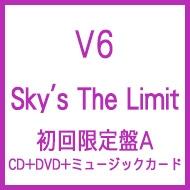 Sky's The Limit (CD+DVD+ミュージックカード)【初回限定盤A】