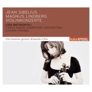 Violin Concerto: Batiashvili(Vn)Oramo / Finnish Rso +magnus Lindberg