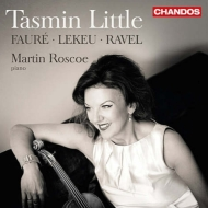 French Violin Music -Faure, Lekeu, Ravel : T.Little(Vn)Roscoe(P)