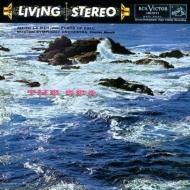 海(ドビュッシー)、寄港地(イベール):シャルル・ミュンシュ指揮&ボストン交響楽団 (高音質盤/200グラム重量盤レコード/Analogue Productions/*CL)