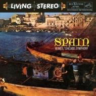 スペイン楽曲集(アルベニス、ファリャ、グラナドスの音楽):フリッツ・ライナー指揮&シカゴ交響楽団 (高音質盤/200グラム重量盤レコード/Analogue Productions/*CL)