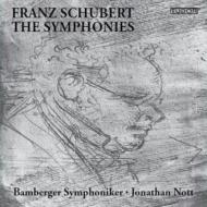 交響曲全集 ノット&バンベルク交響楽団(4SACD)