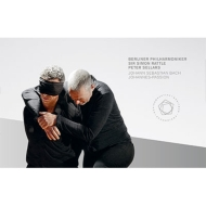 ヨハネ受難曲 ラトル&ベルリン・フィル(ブルーレイ+DVD)(日本語字幕付)