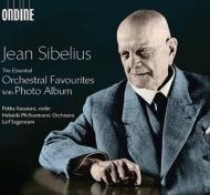 交響曲第2番、ヴァイオリン協奏曲(セーゲルスタム&ヘルシンキ・フィル、クーシスト)、アンダンテ・フェスティーヴォ(シベリウス指揮)(2CD)