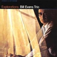 Explorations (アナログレコード/OJC)