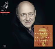 交響曲第2番、悲劇的序曲、大学祝典序曲 イヴァン・フィッシャー&ブダペスト祝祭管弦楽団