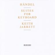 Suites For Keyboard: Keith Jarrett(P)