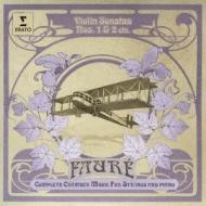 Violin Sonata, 1, 2, : R.capucon(Vn)Angelich Dalberto(P)