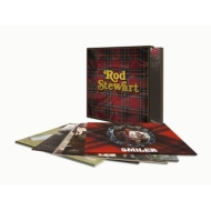 Rod Stewart Album Box (BOX仕様/5枚組/180グラム重量盤レコード)