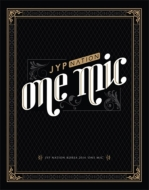 JYP NATION KOREA 2014: ONE MIC  (CD+フォトブック)