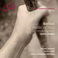 『イタリアのハロルド』『クレオパトラの死』 タムスティ、カーギル、ゲルギエフ&ロンドン響