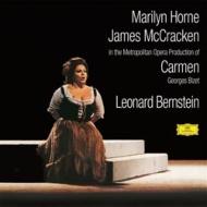 カルメン(全曲):レナード・バーンスタイン指揮&メトロポリタン歌劇場、ホーン、マックラッケン、他 (3枚組/180グラム重量盤レコード/Speakers Corner)