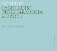 幻想交響曲 ファビオ・ルイージ&フィルハーモニア・チューリッヒ